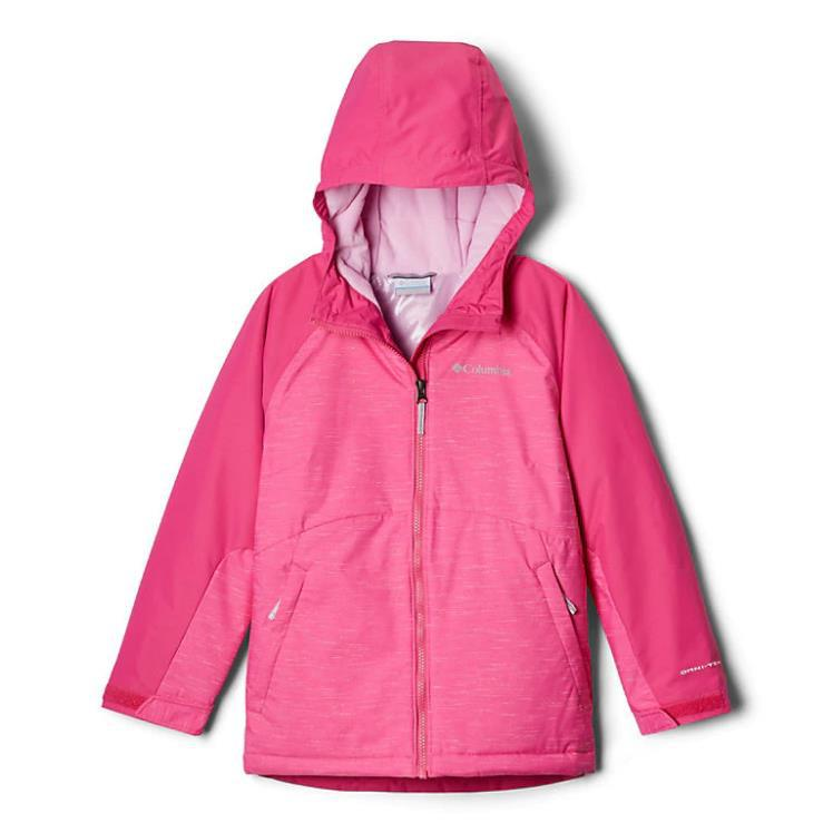 Alpine Action2 Jkt Pink Ice