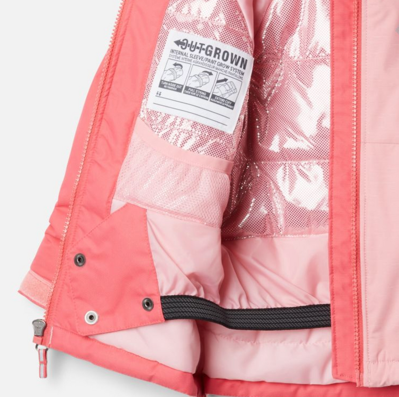 Columbia Jacket - Alpine Action2 (Toddler) - Pink Orchid Heather
