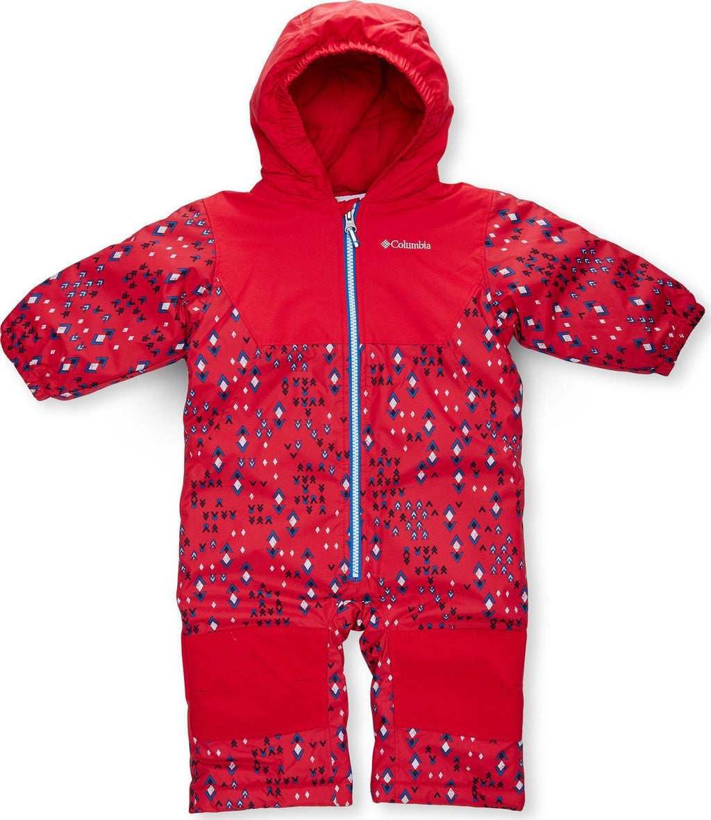 Columbia Snowsuit - Alpine Free Fall (Infant) - Mountain Red Geo