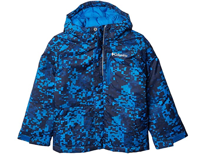 Columbia Jacket - Lightning Lift - Bright Indigo Weave
