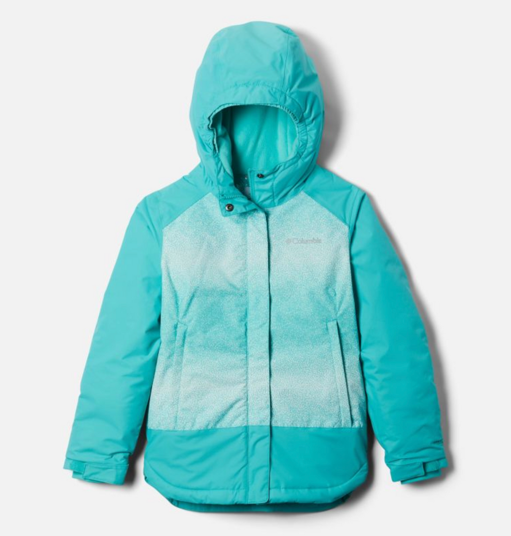 Columbia Jacket - Mighty Mogul - Dolphin Ombre
