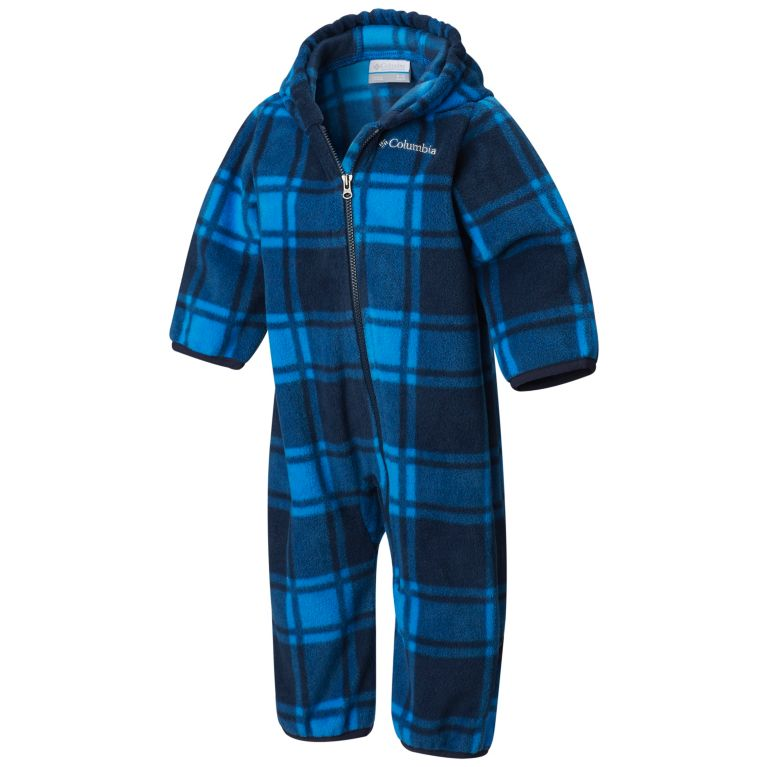 Snowtop 2 Bunt Navy Plaid