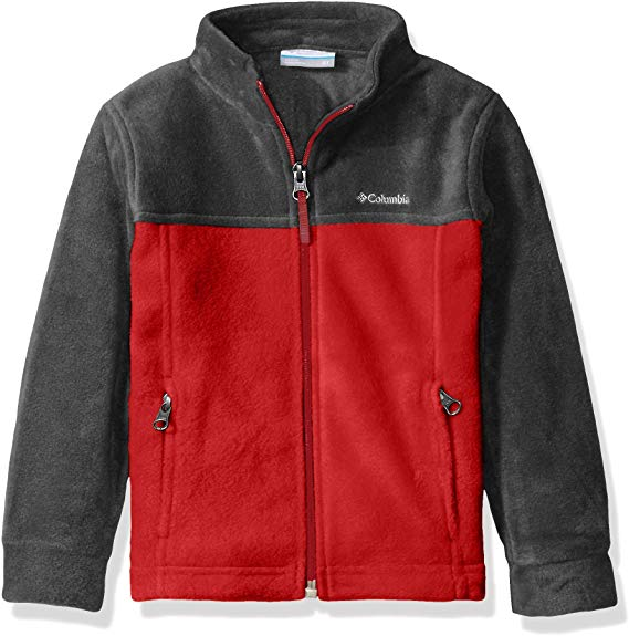 Steens Mt 2 Fleece M Red