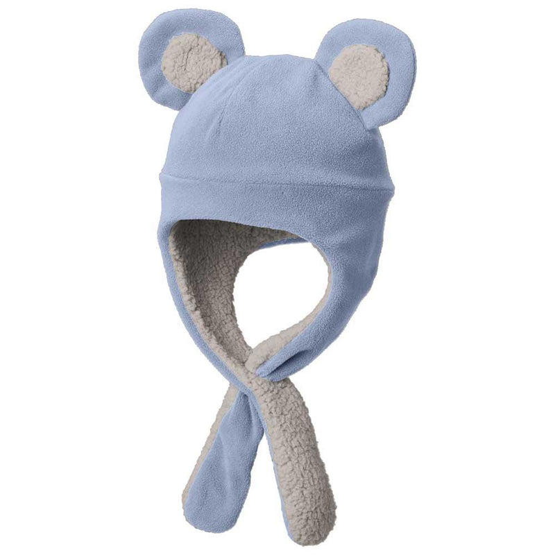 Tiny Bear Hat Infant Sea/Fxglv