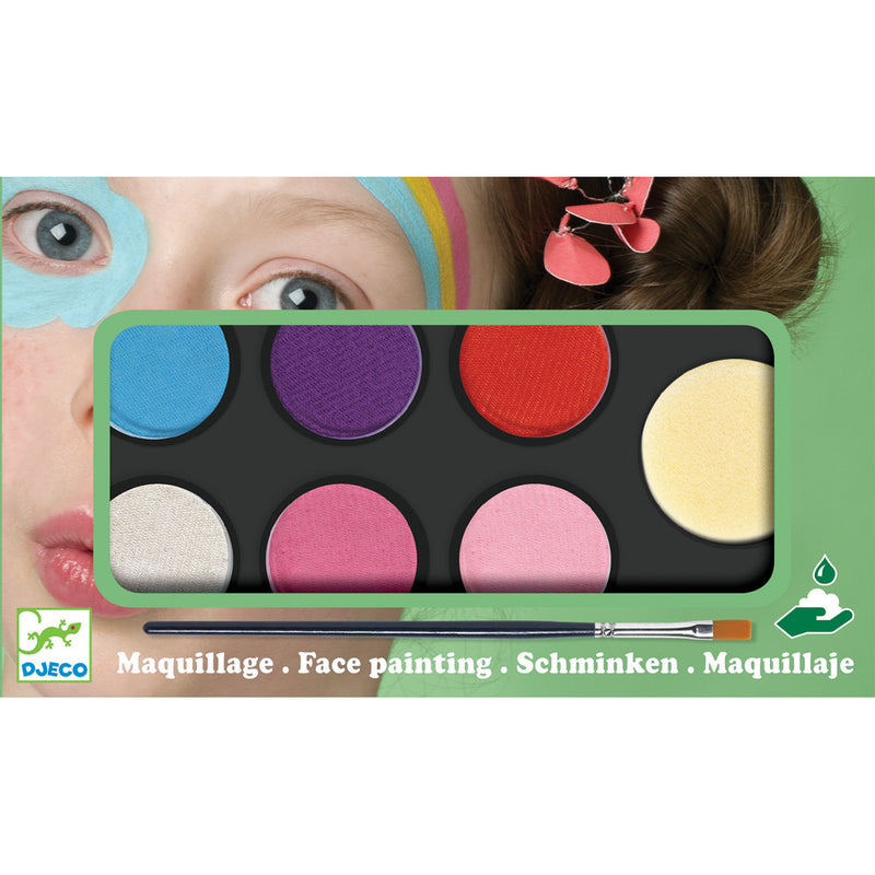 Face Paint Sweet 6 Colours