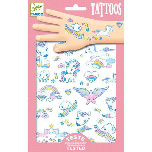 Tattoos Unicorns