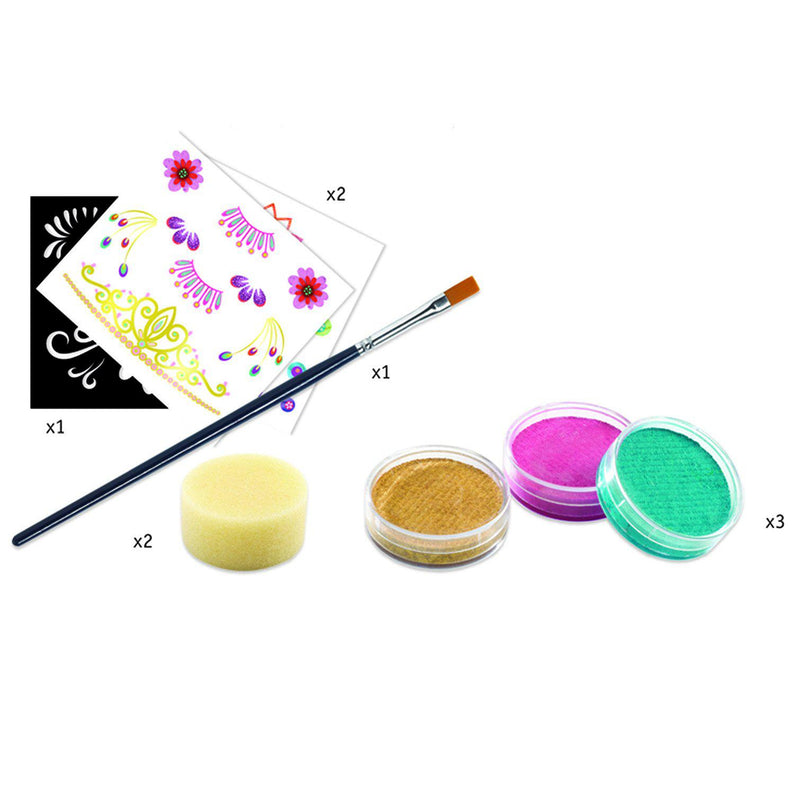 Djeco Face Paint Set - Princess
