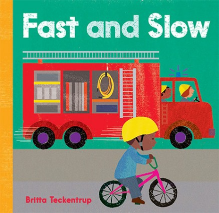 Board Book Fast and Slow