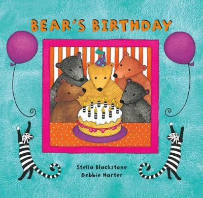 Board Book Bear's Birthday