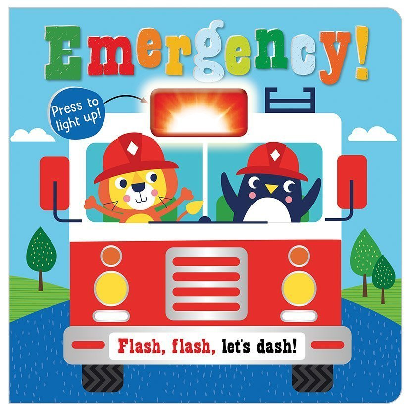 Board Book Emergency