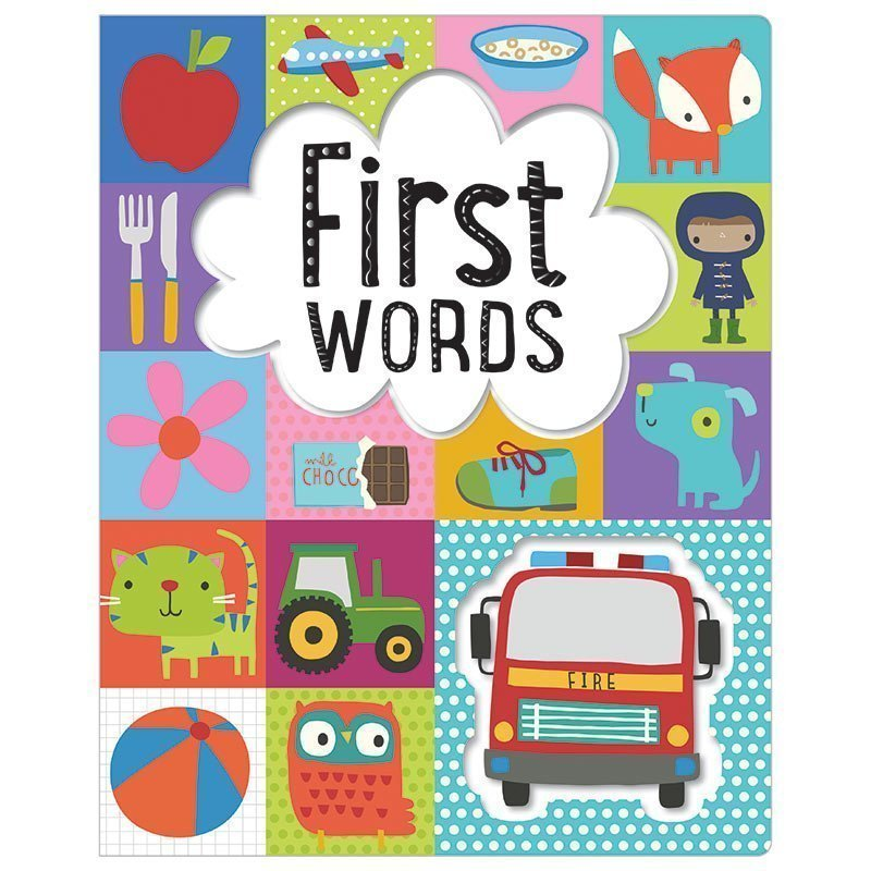 Board Book First Words