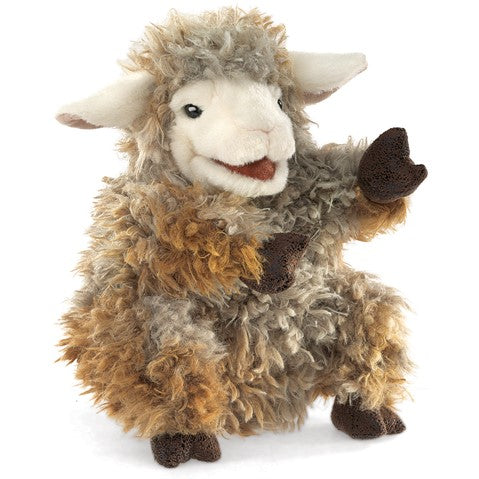 Puppet Wooly Lamb