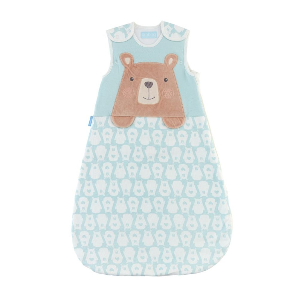 Gro Bag Baby Sleep Bag 2.5 Tog - Bennie The Bear