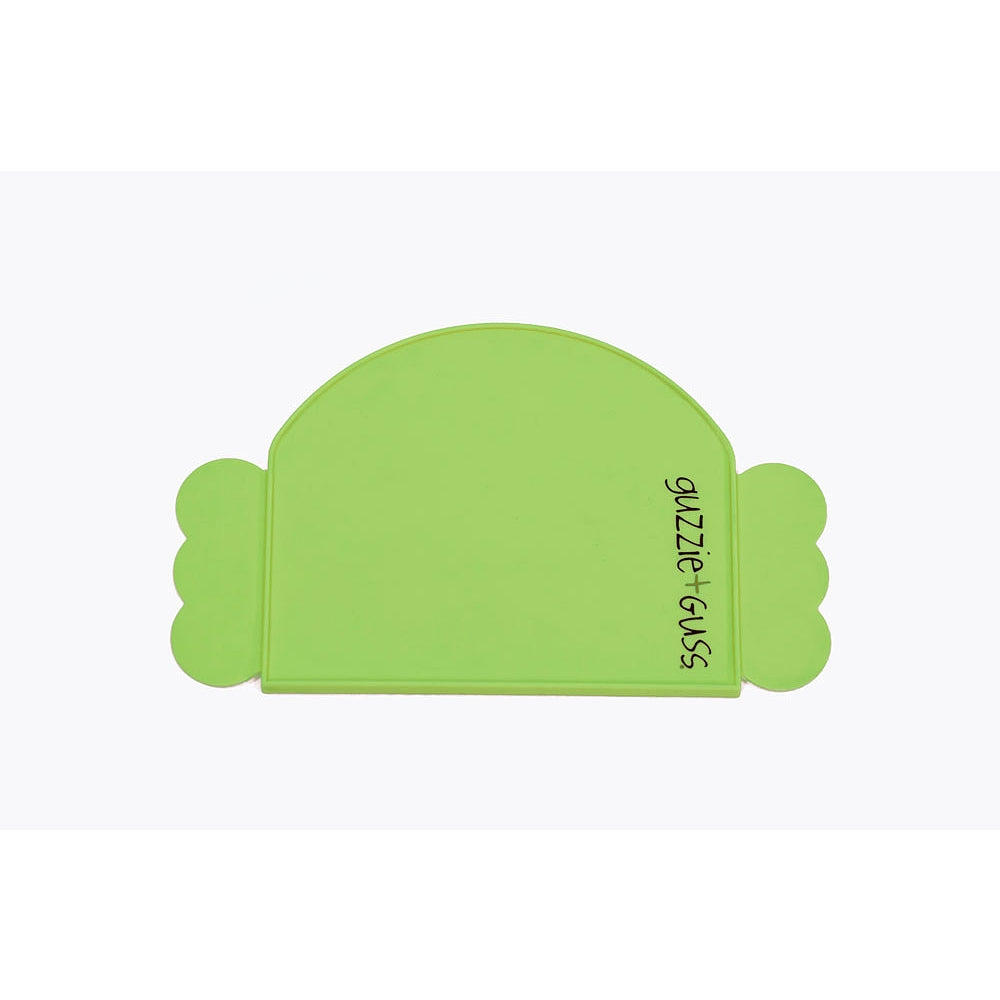 Guzzie Guss Perch Placemat Grn
