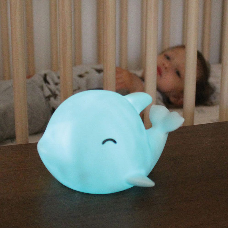 Cloud B Gloweez Night Light - Blue Dolphin