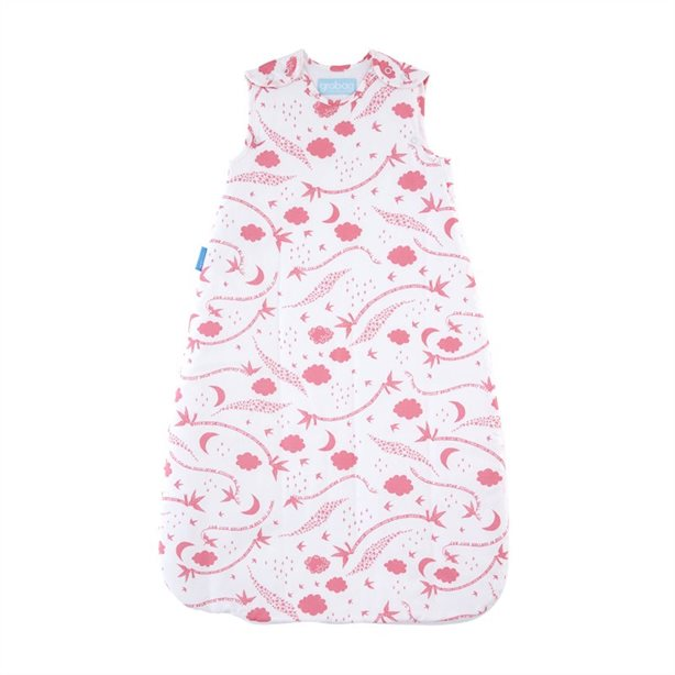 Gro Bag Baby Sleep Bag 2.5 Tog - Spring Morning By Rob Ryan
