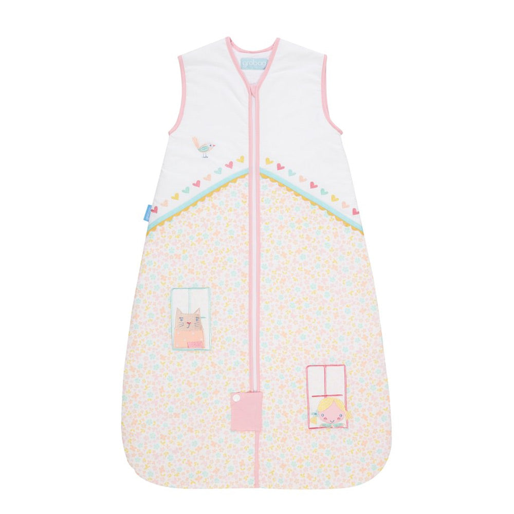 Gro Bag Baby Sleep Bag 2.5 Tog - Doll House