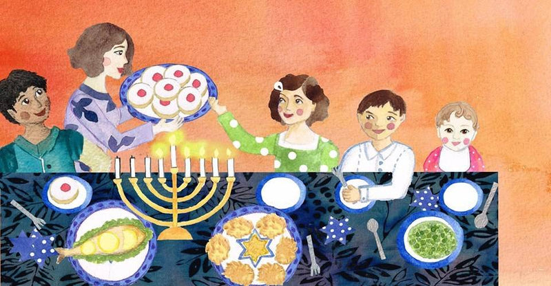 Book - Hanukkah Lullaby