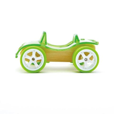 Hape Bamboo Mini Beach Buggy