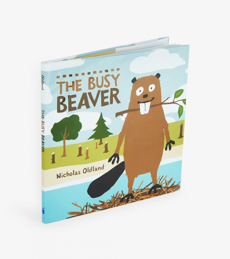Book - The Busy Beaver