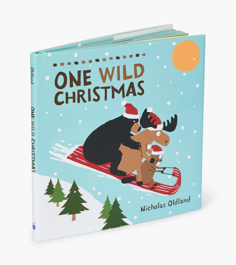 Book - One Wild Christmas