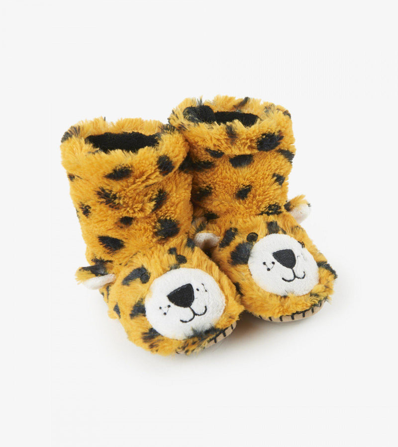 Slipper - Leopard