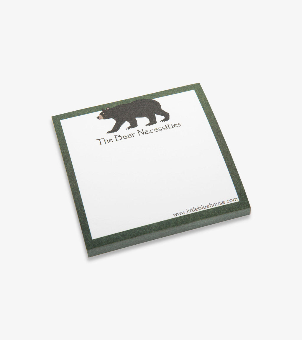 Hatley Sticky Notes - Bear Necessities