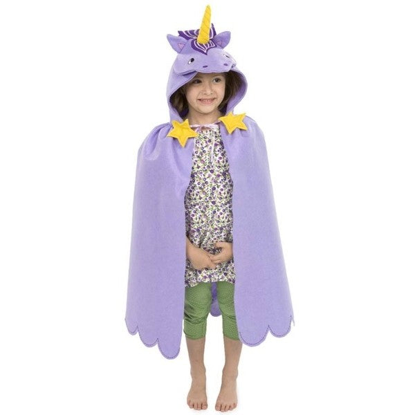 Purple Unicorn Cloak