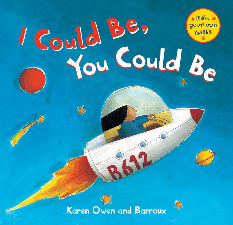 Board Book - I Could Be, You Could Be
