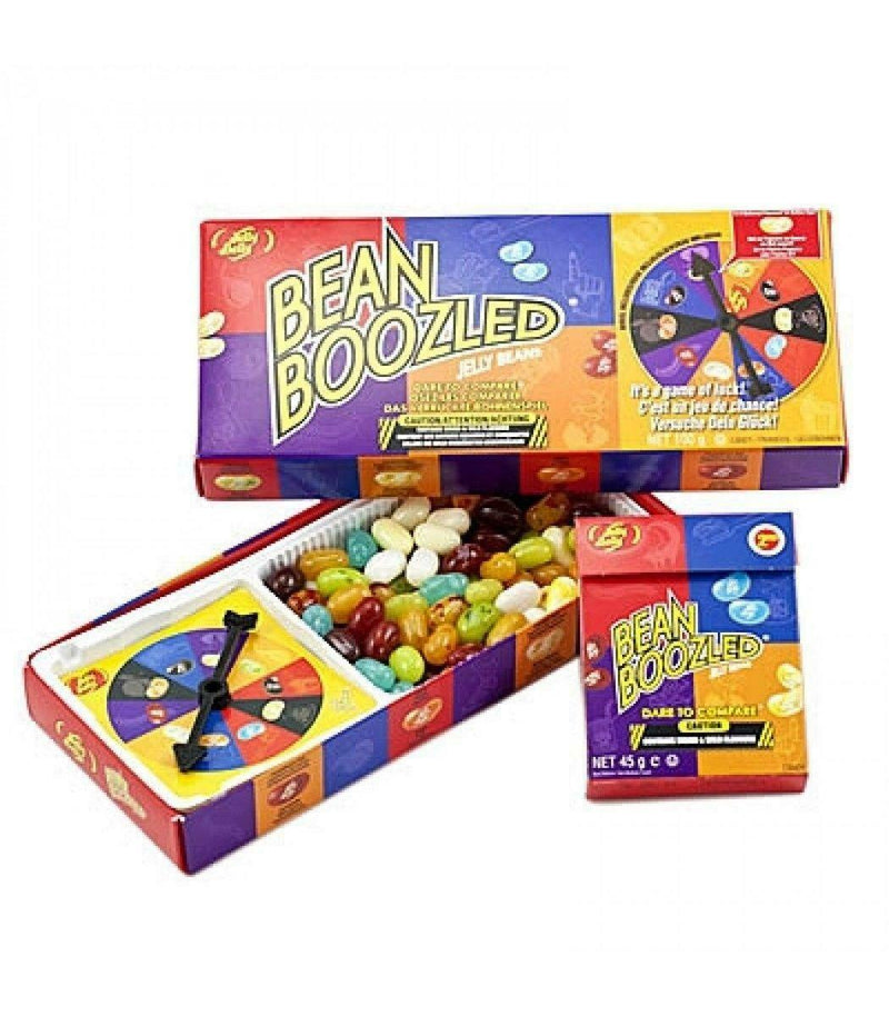 Jelly Belly Beanboozled Spinner Gift Box