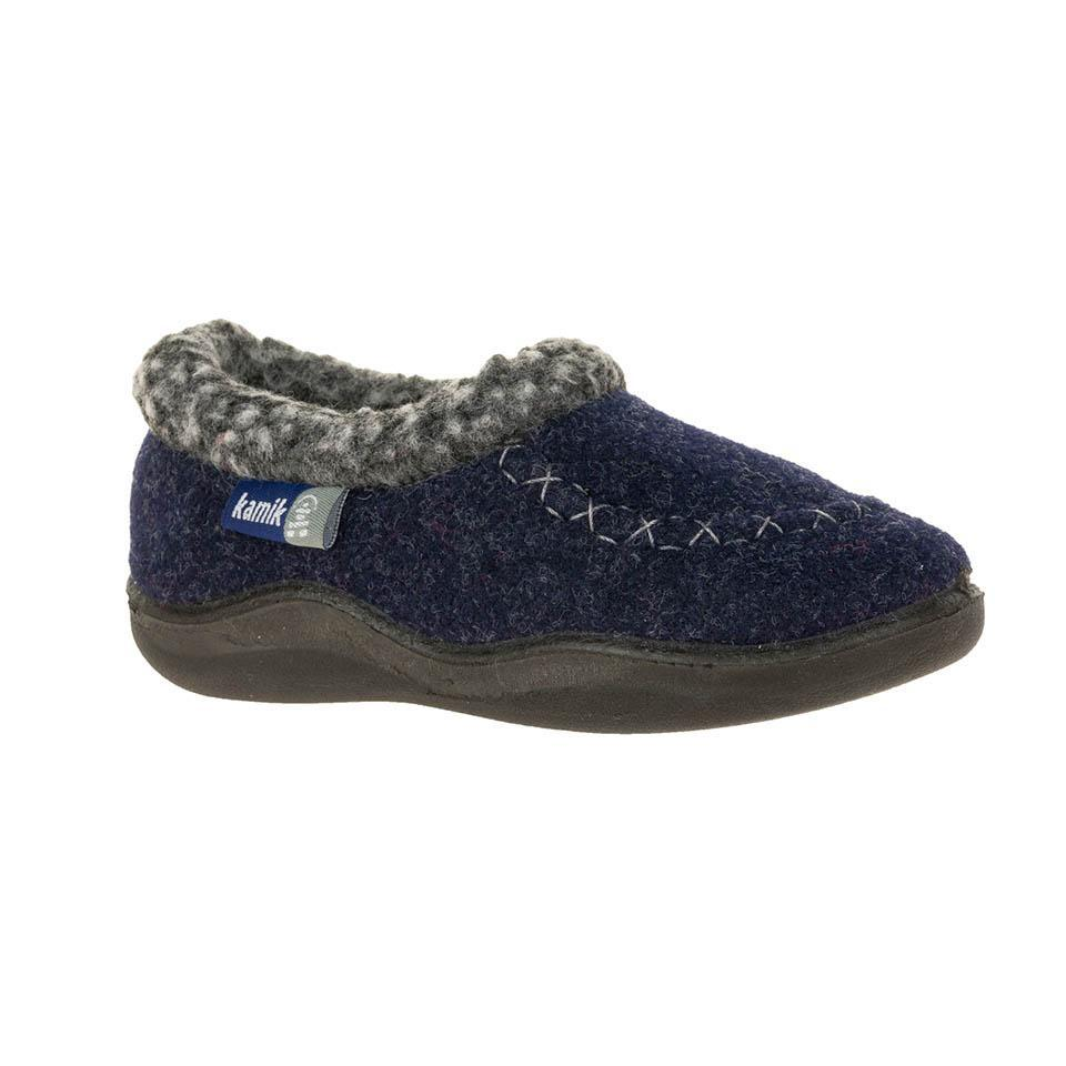 Slipper Cozy Cabin2 Navy
