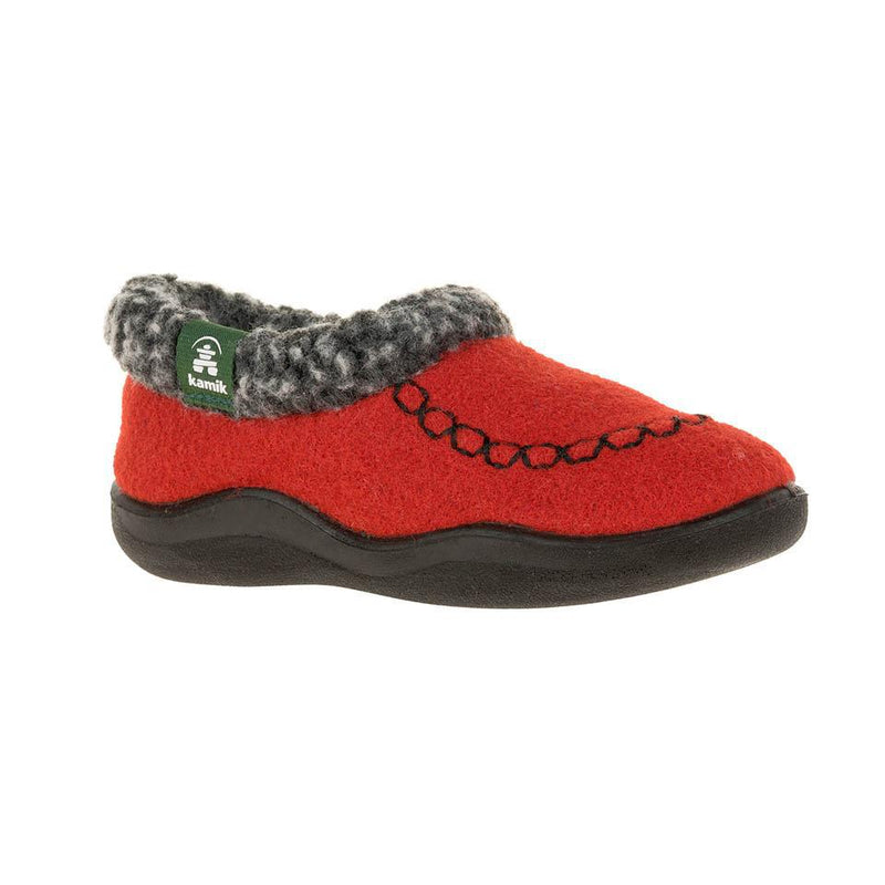 Slipper CozyCabin2 Red