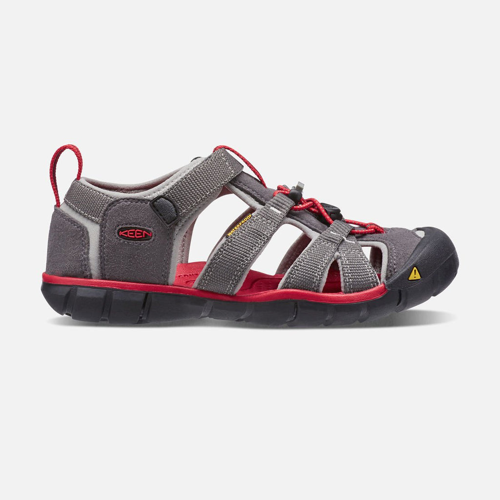 Keen Seacamp II Grey/Red