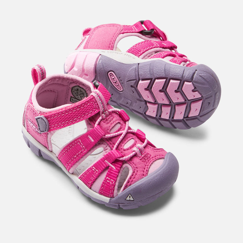 Keen Seacamp 2 (Toddler) - Very Berry/Lilac Chiffon