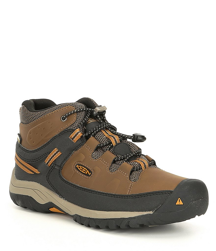 Keen Targhee Mid WP Earth/Brn