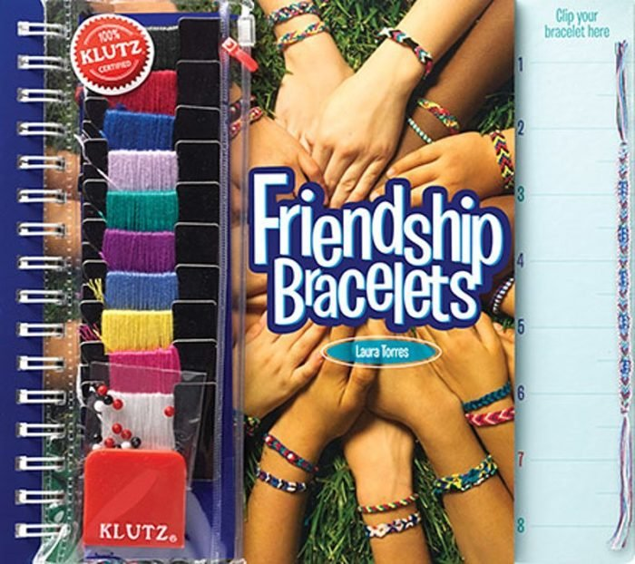 Klutz Friendship Bracelet Making Kit