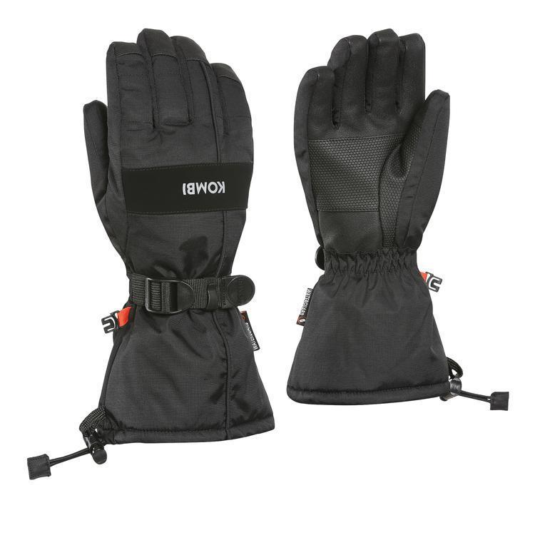 Glove Storm Jr Black