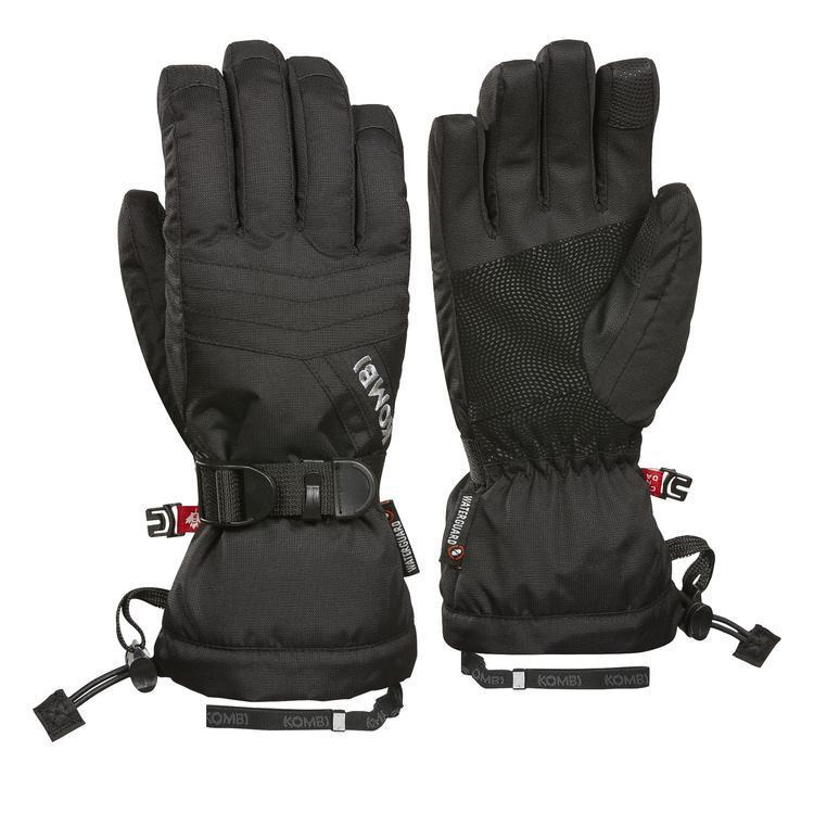 Glove Triple Axel Jr Blk