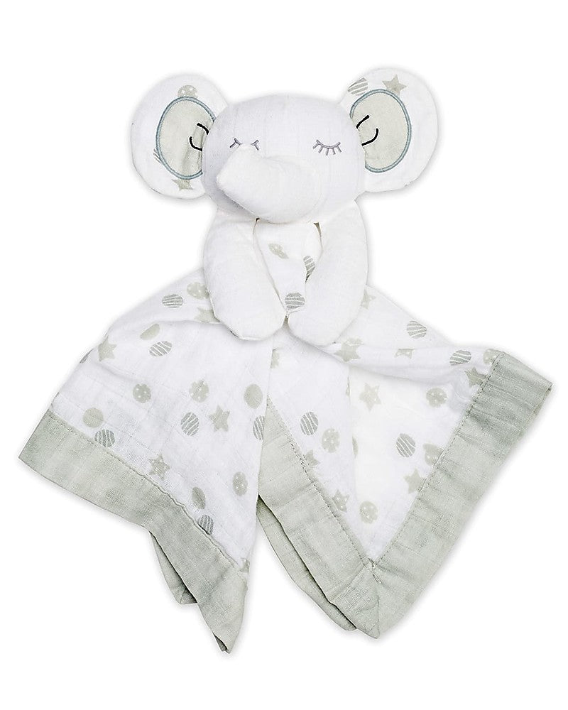 Lulujo Lovie - Grey Elephant