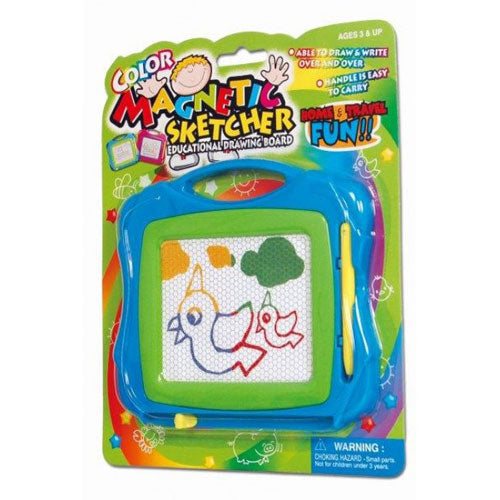 Colour Magnetic Sketcher