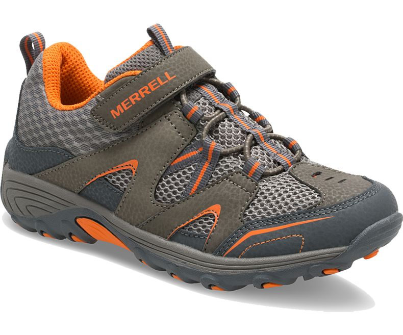 Merrell Trail Chaser Gry/Org