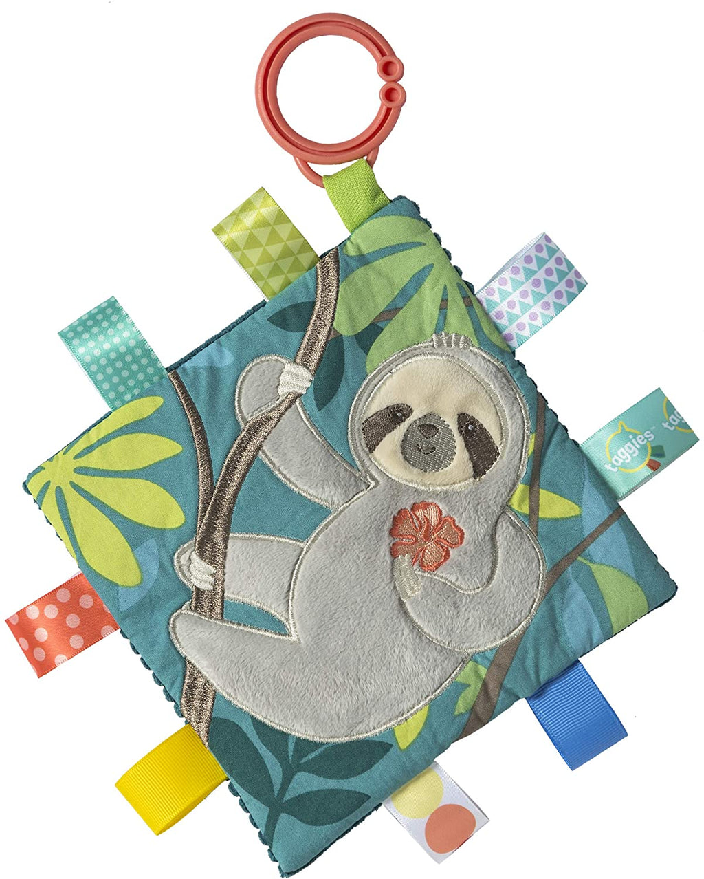 Mary Meyer Taggies CrinkleMe - Sloth