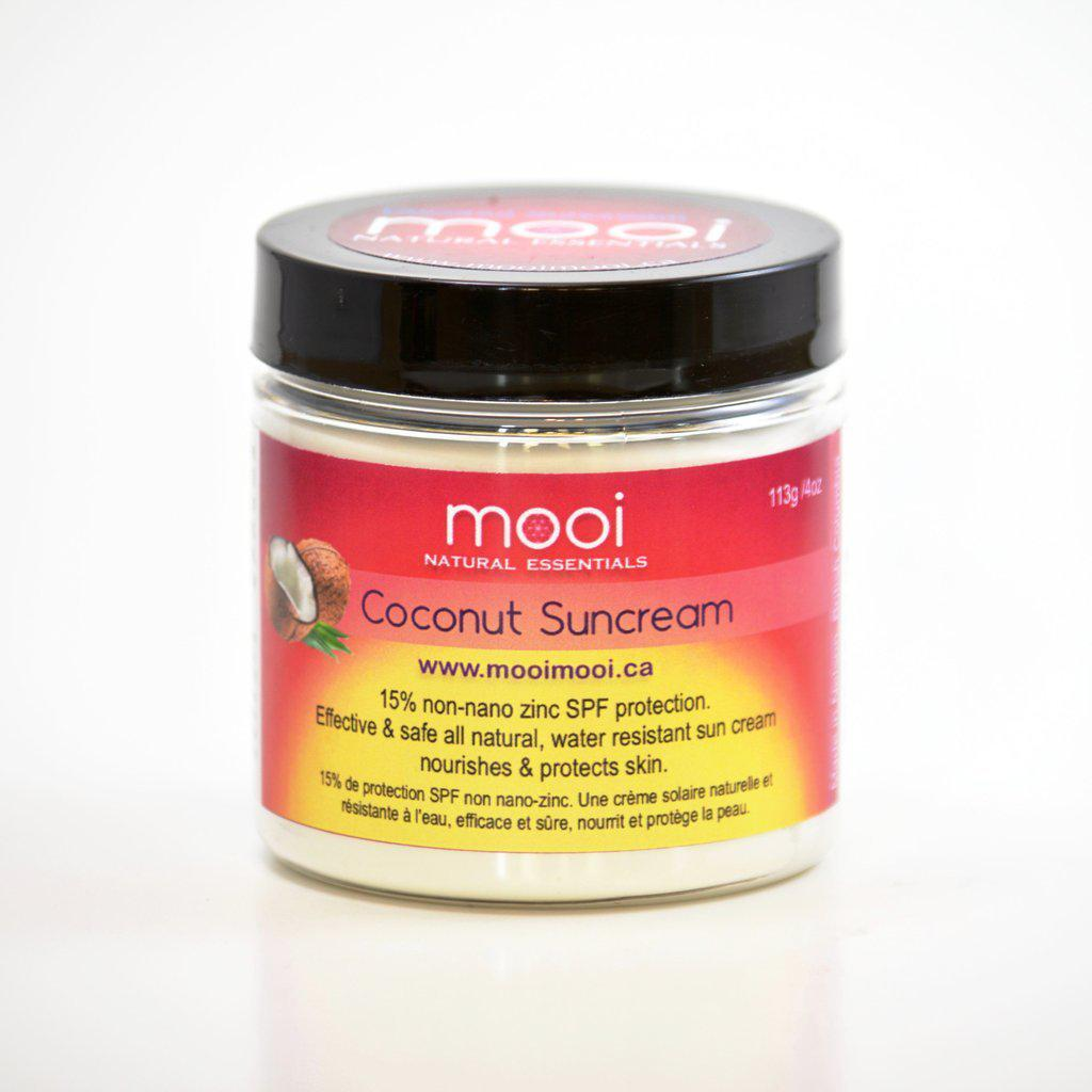 Mooi Sunscreen Coconut