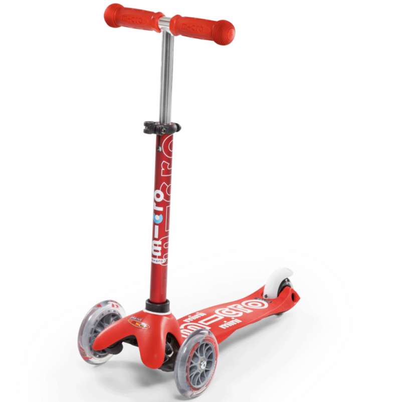 Micro Scooters Mini Micro Scooter DLX - Red