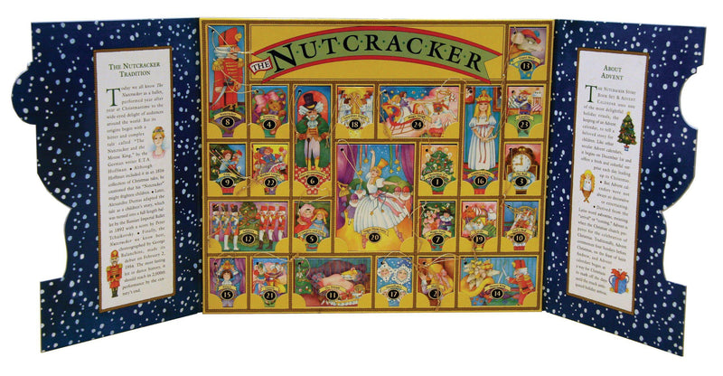 Book - Advent Calendar Nutcracker