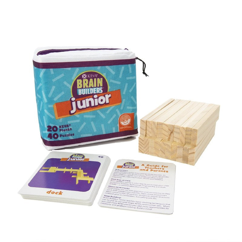 Keva Brain Builders - Jr