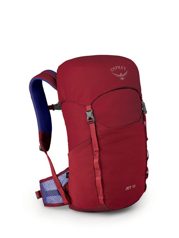 Osprey Jet 18L Pack - Cos Red