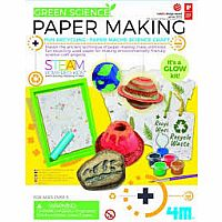 4M Green Science - Paper Making Kit