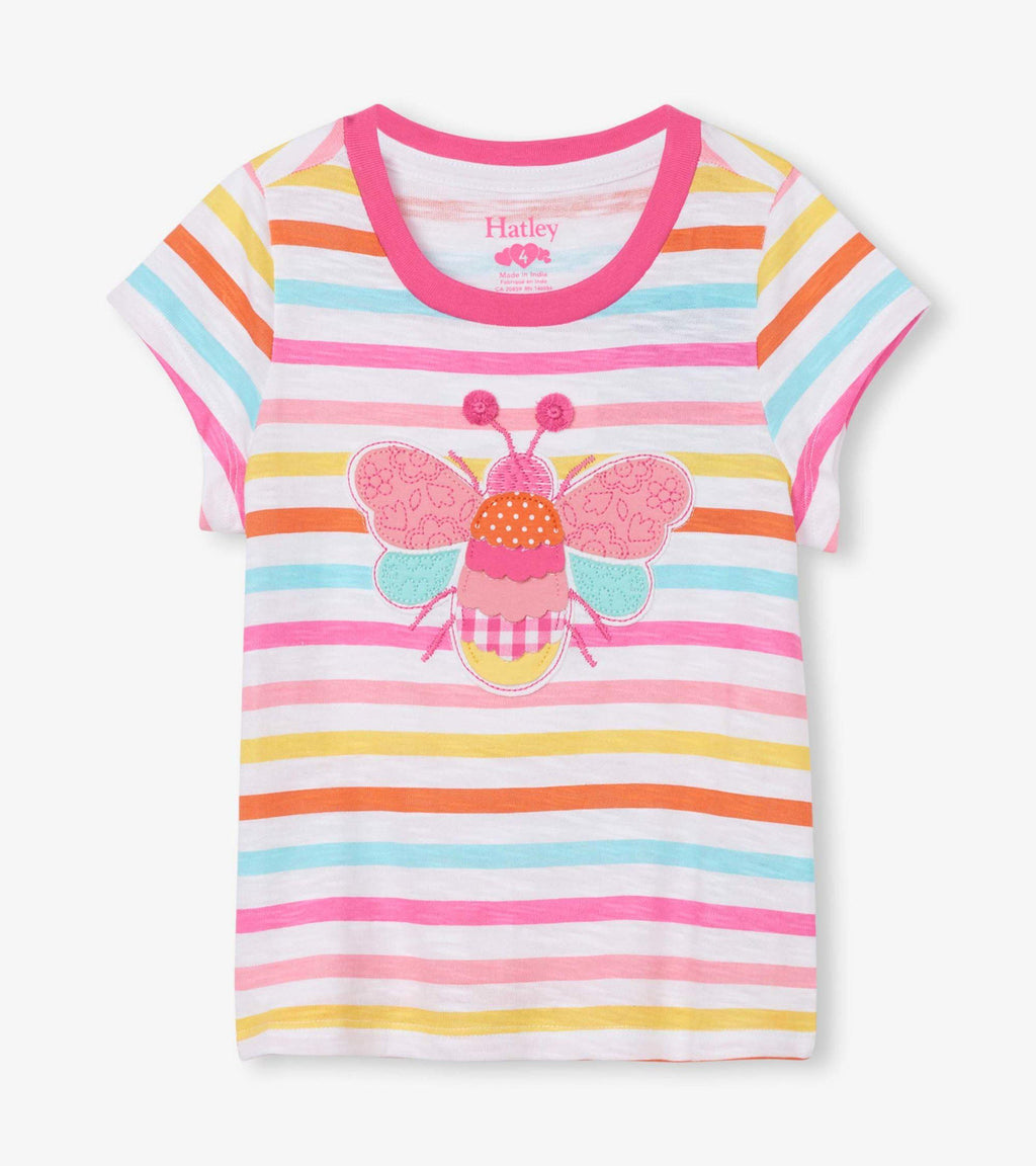 Hatley T Shirt - Busy Bee
