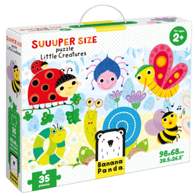 Super Size Puzzle - Little Cre